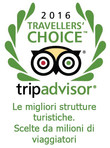 Premio Travellers' Choise 2016