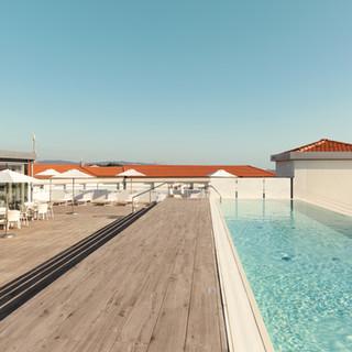 Piscina Roof