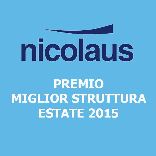 Premio Migliore Struttura 2015