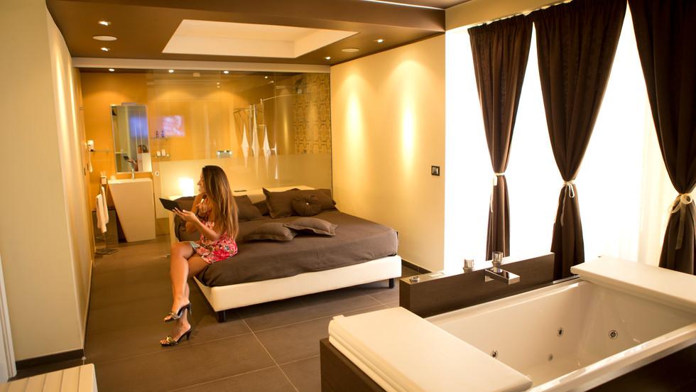 Suite al Cormorano Resort in Calabria