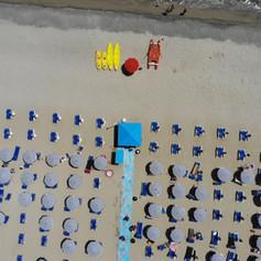 Spiaggia adatta alle famiglie con bambini