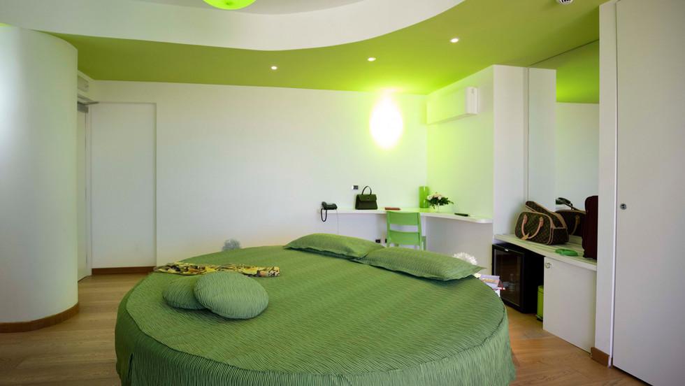 Junior Suite del Cormorano Resort & Spa in Calabria