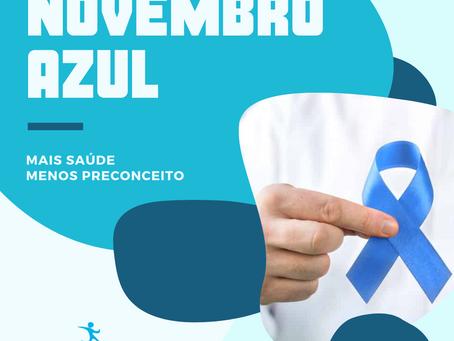 Novembro Azul: saúde do homem