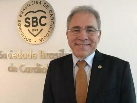 Novo ministro reforça os cuidados básicos