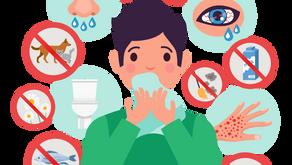 Mitos: alergias e intolerâncias a alimentos