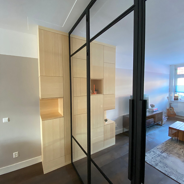 En-Suite Wall Cupboard