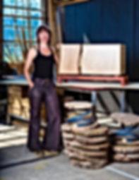 Patricia van der Kruijs Hout van Haar meubelmakerij