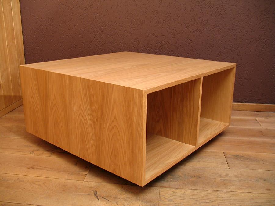 Coffee table Oak