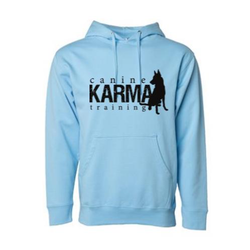 Canine Karma Unisex Hoodie