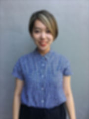 """Satsuki Moro (10 years of stylist history / B type from Kanagawa)  Specializes in Short and Bob hairstyles. This is more than just """"cutting hair"""" to her. She also takes into consideration the lifestyle and atmosphere of the customer and customizes a hairstyle just for them. She believes that hair is the best accessory that one can own. """"This way, the customer can not only love the hairstyle but also the fashion. Hairstyles would be customized according to hair quality. If you are unable to find a hairstyle that suits you, please let me know and we can have a consultation to discuss the perfect hairstyle for you and also help you maintain healthy and beautiful hair."""" スタイリスト歴 10年  神奈川県出身 B型   ショート、ボブが得意です。「髪の毛を切る」だけじゃなく、その人のライフスタイルや雰囲気を感じてファッションと同じように、ヘアスタイルも楽しんでいただけたらと思いながら日々カットしています。 今まで髪質のせいでいつも同じ髪型の方、自分に似合う髪型が見つからない方、なんでもお話しください。ゆっくりとカウンセリングをして、あなたにぴったりのヘアスタイルを見つけましょう。 """