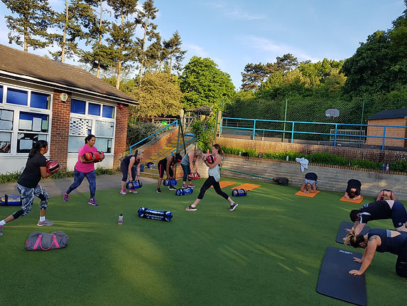 Personal Trainer Maidenhead | Transform Your Body