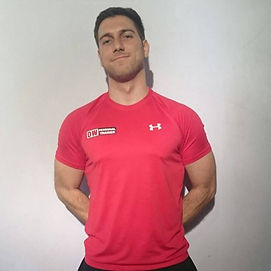 Ivan Raynovski Head Coch of Transform Your Body Maidenhead | Personal Trainer