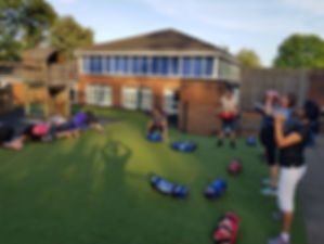 Boot camp Maidenhead | Transform Your Body
