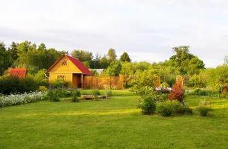 Регистрация прав на строения, расположенные на садовом участке
