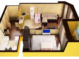 За незаконную перепланировку могут лишить квартиры