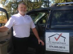 TC HomeCheck, Tom Harp