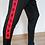 Thumbnail: Vixiarskie Siły Specjalne | spodnie | black&red