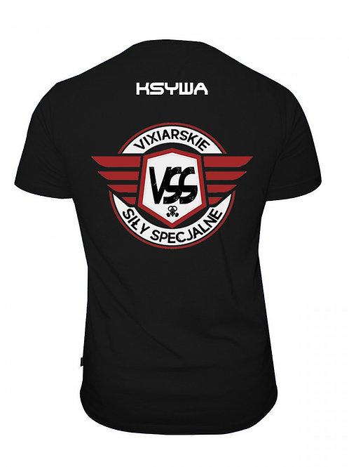 t-shirt VSS   original black