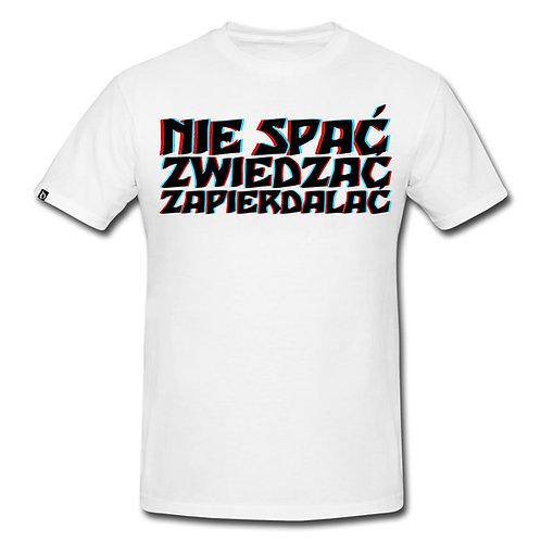 T-shirt NZZ white