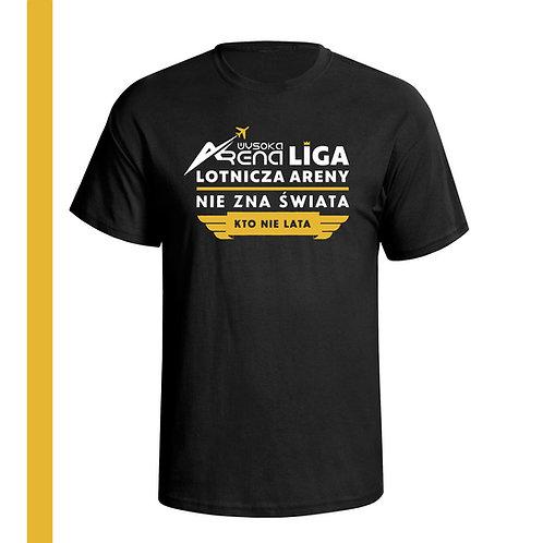 Liga Lotnicza Areny | gold limited edition