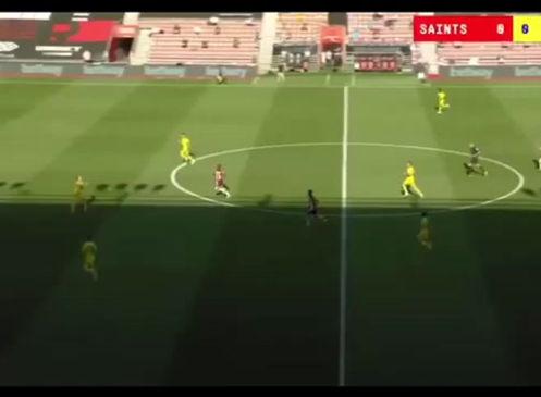 Southampton v Arsenal Talksport Commentary