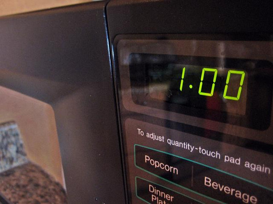 The Microwave Myth