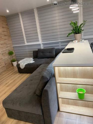 Реализация Дизайн квартиры 07