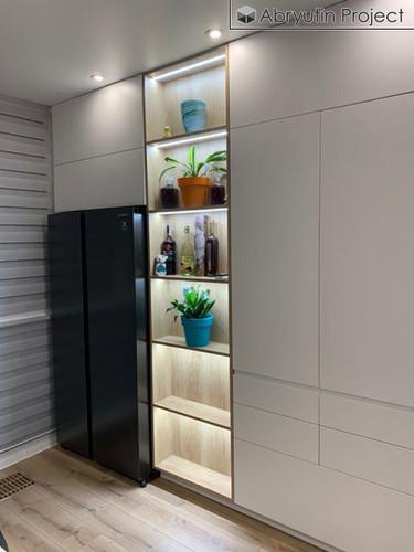 Реализация Дизайн квартиры 010