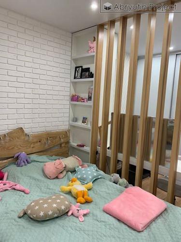 Реализация Дизайн квартиры 017