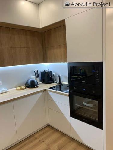 Реализация Дизайн квартиры 012