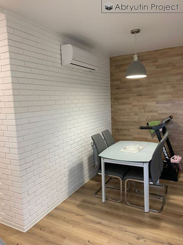 Реализация Дизайн квартиры 05