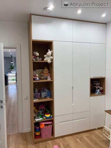 Реализация Дизайн квартиры 019