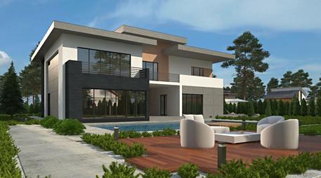 visualization of the cottage minimalism.