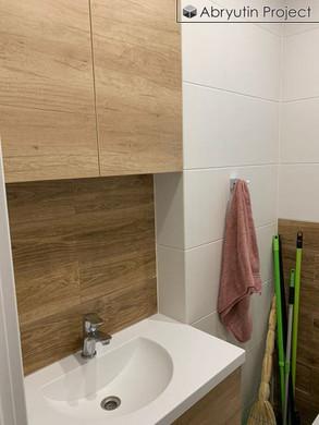 Реализация Дизайн квартиры 021