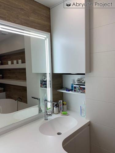 Реализация Дизайн квартиры 025