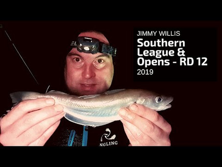 Southern League & Opens - RD 12 | Jimmy Willis