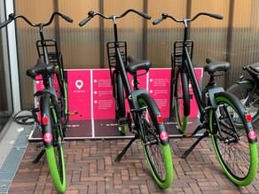 Innovatieve samenwerking Q-Park en MOBIAN op het gebied van Park & Bike