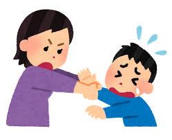 子どもの手を引っ張るときは要注意!