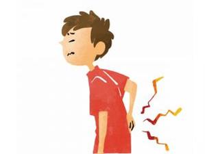 子どもの腰痛について