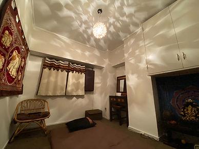 タイ古式マッサージ ロカティーのプライベート空間