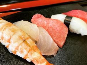 最高のお寿司!