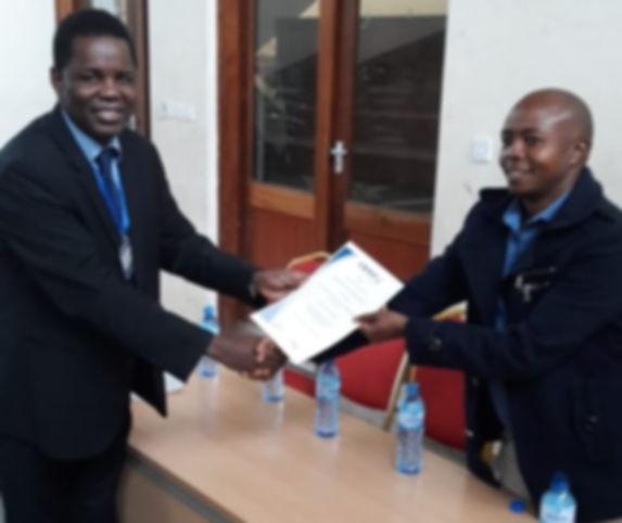 School of Business Accreditation Certifi