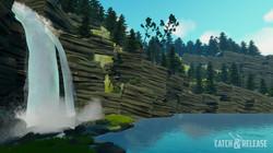 Catch & Release - Waterfall