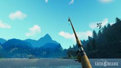 Catch & Release - Fishing Rod
