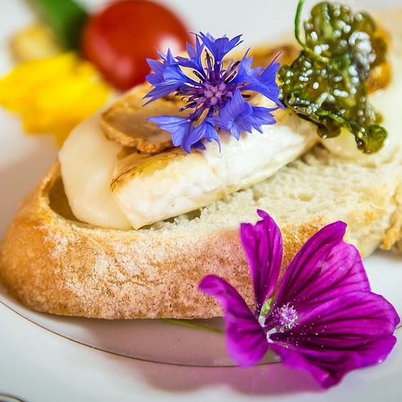 """Wildkräuterkochkurs; Wilde Gourmetküche (FB: """"Wildkräuterküche"""")"""