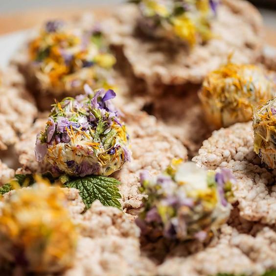 Kreative Wildkräuterküche (Zusatzkurs wegen grosser Nachfrage)