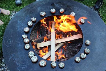 Wildkräuterkochkurs: Kochen am Feuerring (AUSGEBUCHT)