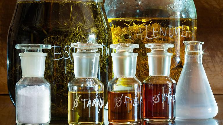 """Rezepturen für Heilmittel (FB: """"Heilpflanzen und Hausapotheke"""")"""