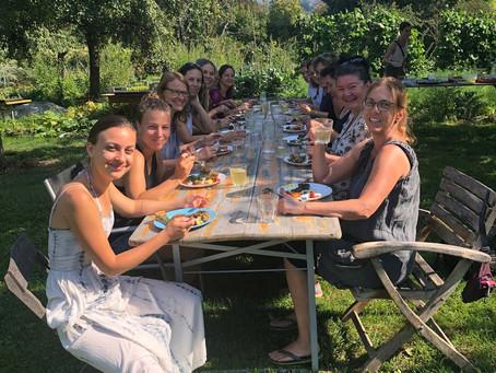 Samen als Superfoods und Gewürze / Neue Fachbereiche in der Wildkräuterausbildung