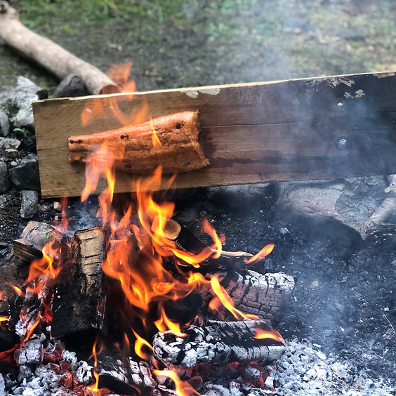 "Kochen am Feuer (FB: ""Wildkräuterküche & Kulinarik"")"